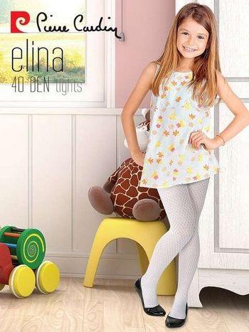 Pierre Cardin Elina Külotlu Çocuk Çorabı Micro 40 Desenli
