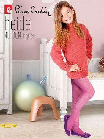 Pierre Cardin Heide Külotlu Çocuk Çorabı Micro 40 Desenli