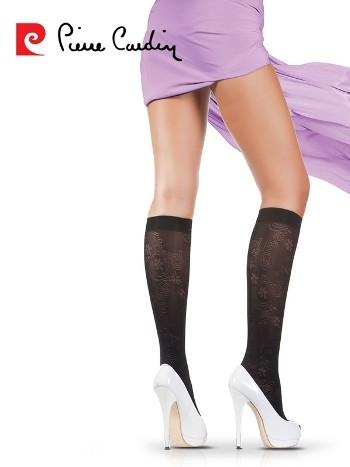 Pierre Cardin Leola 70 Den. Desenli Dizaltı Çorap