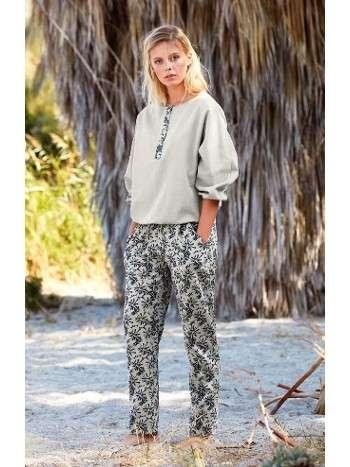 Pijama Set Penye Mood 8351
