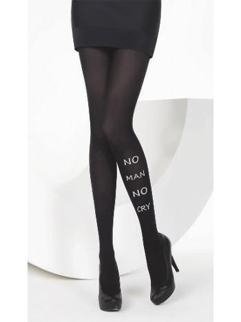 Daymod Rebel Desenli Külotlu Çorap