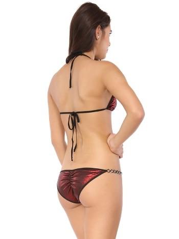 Redhotbest Elegant Chained Zincirli Dore Gogo Bikini