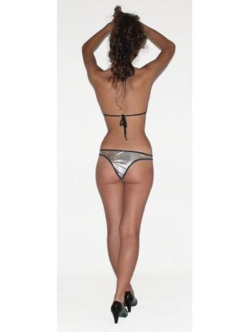 RedHotBest Lame Süper Seksi Mikro Bikini Takım