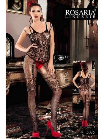 Rosaria 5035 Fantazi Vücut Çorabı