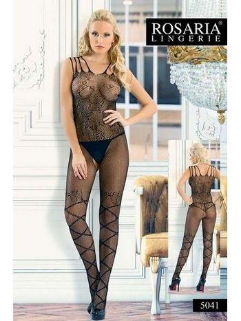 Rosaria 5041 Fantezi Vücut Çorabı