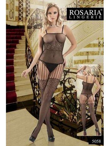 Rosaria 5058 Sexy Vücut Çorabı