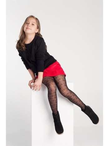 Daymod Sarmaşık Çocuk Külotlu Çorap D2121001