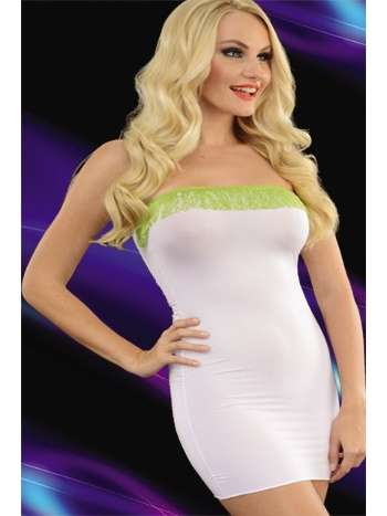 La Blinque Sexsi Mini Elbise 6087