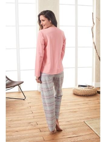 T-Shirt & Pantolon Takım Doreanse 4038