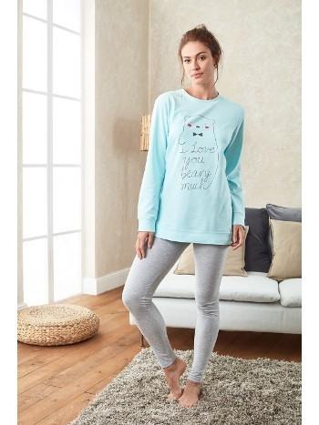 T-Shirt & Pantolon Takım Doreanse 4058