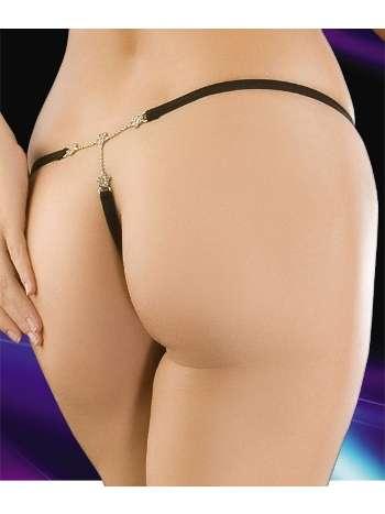 La Blinque Taşlı String-Çamaşır 491