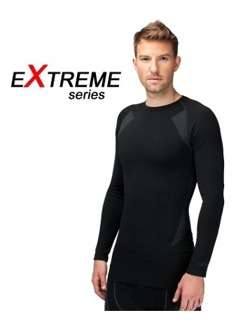 Tf Extreme Erkek Seamless Termal Sw-Shirt Thermoform HZT14001
