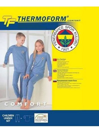 Thermoform Fb Comfort Çocuk Termal İçlik