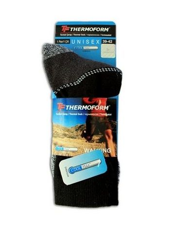 Tf Walking Patik Çorap Coolmax Unisex Thermoform HZTS2