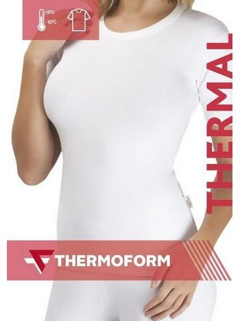 Tf 3x1 Bayan Termal Kisakol İçlik Thermoform HZT30002