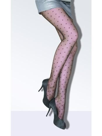 Daymod Tris Desenli Külotlu Çorap