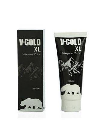 V-gold Xl Geliştirici Krem 100ml..