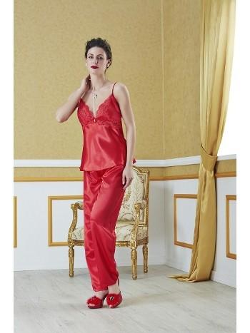 Versace 3 Lü Pijama Sabahlık Takım V3113