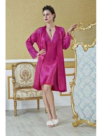 Versace ikili Gecelik Sabahlık V2102