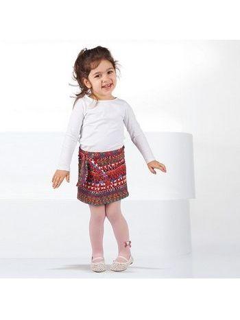 Daymod Yaren Aksesuarlı Çocuk Külotlu Çorap D2141006