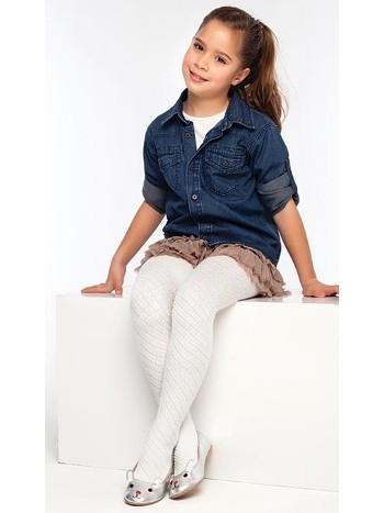 Daymod Yasmin Çocuk Külotlu Çorap D2126003