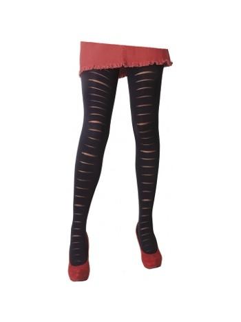Daymod Yirtik Külotlu Çorap