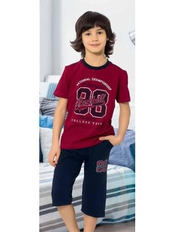 Yuppi Erkek Çocuk Kapri Takım HMD 5394