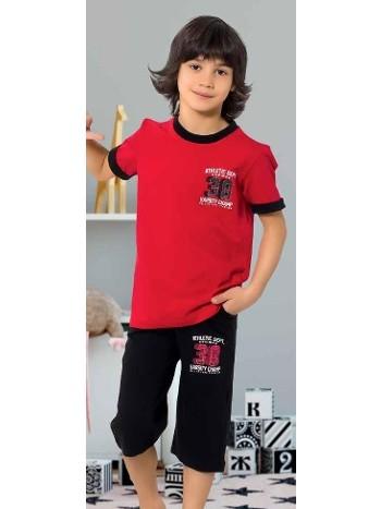 Yuppi Erkek Çocuk Kapri Takım HMD 5396