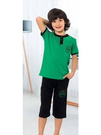 Yuppi Erkek Çocuk Kapri Takım HMD 5402