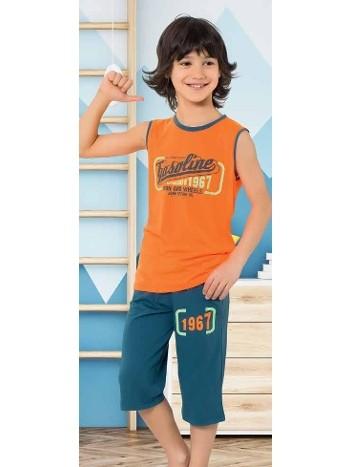 Yuppi Erkek Çocuk Kapri Takım HMD 5404