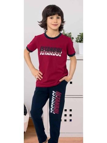 Yuppi Erkek Çocuk Pijama Takım HMD 5397