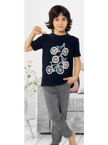 Yuppi Erkek Çocuk Pijama Takım HMD 5401