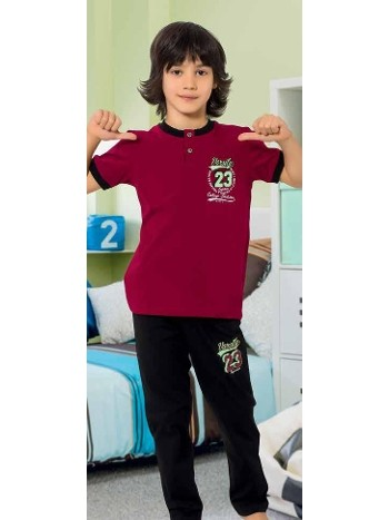 Yuppi Erkek Çocuk Pijama Takım HMD 5406