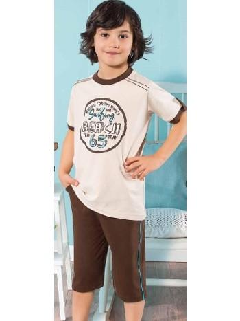 Yuppi Erkek Çocuk Pijama Takm HMD 5308