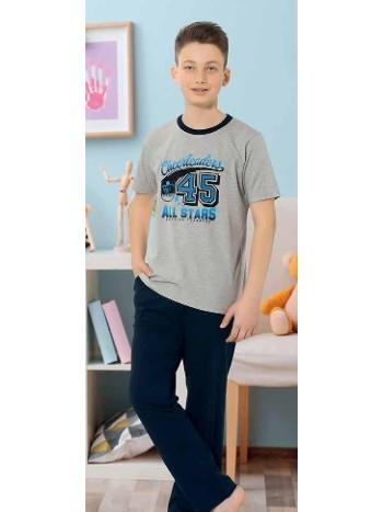 Yuppi Erkek Garson Pijama Takım HMD 7054