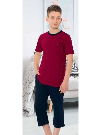 Yuppi Erkek Garson Pijama Takım HMD 7059