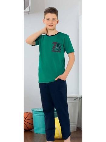 Yuppi Erkek Garson Pijama Takım HMD 7060