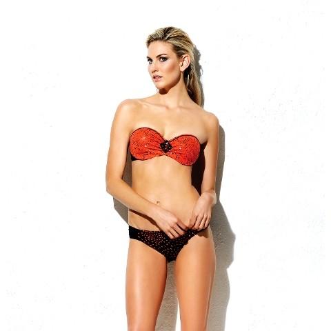 Bikini 150515 Reflections 2015 Yaz Boş Kap Strapless Bikini