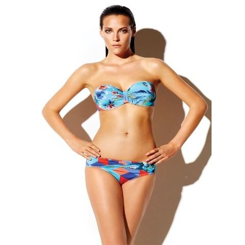 Bikini 170514 Reflections 2014 Yaz Boş Kap Straplez Bikini