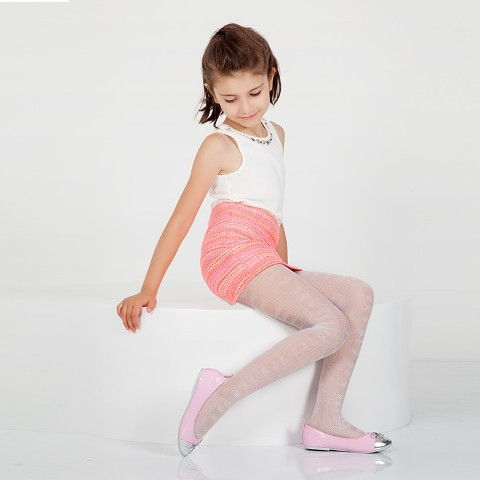Daymod Akasya Çocuk Külotlu Çorap D2121013