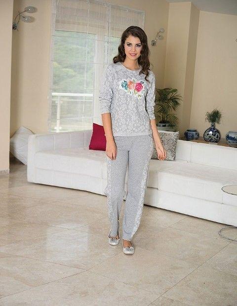 Anıl Bayan Ev Giyimi 9362