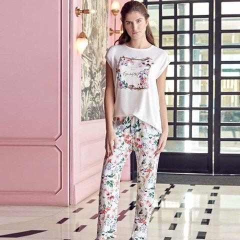 Anıl T-Shirt Pijama Takım 9586