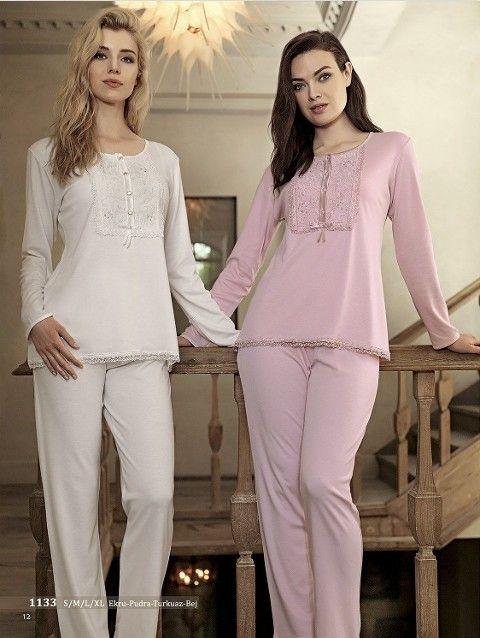 Artış 1133 interlok Pijama Takımı
