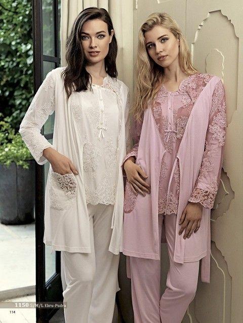 Artış 1150 3 Lü Pijama Takımı