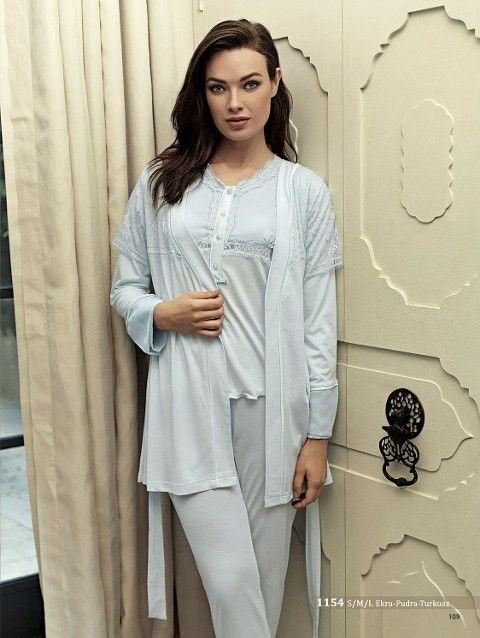 Artış 1154 3 Lü Pijama Takımı