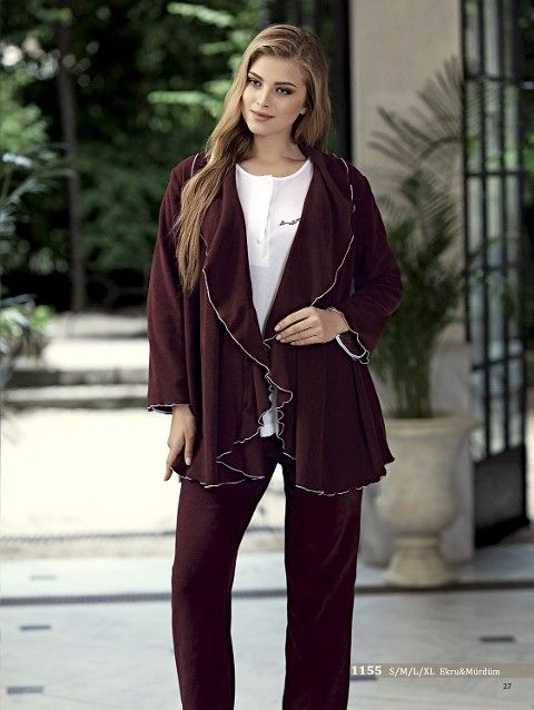 Artış 1155 3 Lü Pijama Takımı