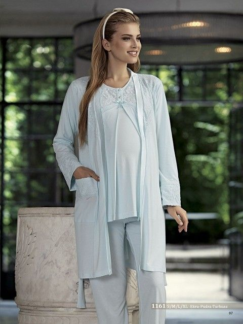 Artış 1161 4 Lü Lohusa Pijama Takımı