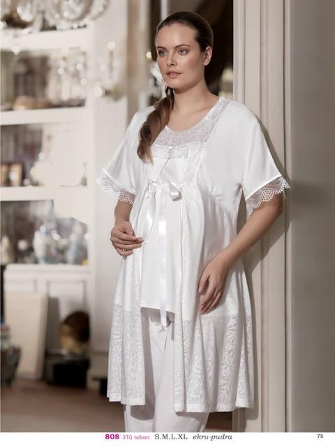 Artış 3 Lü Loğusa Pijama Takım 808