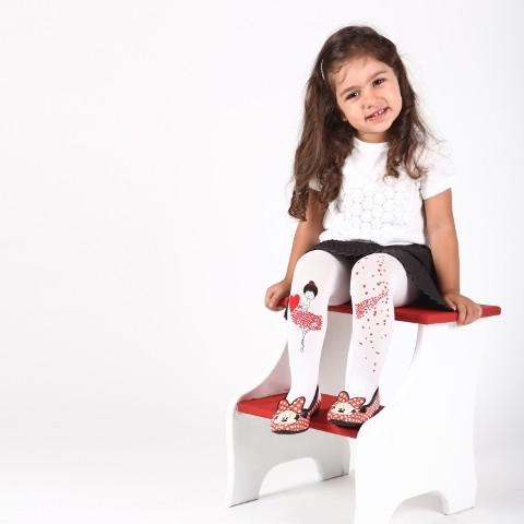 Daymod Balerin Çocuk Külotlu Çorap