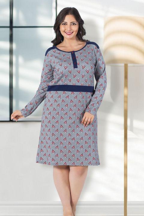 Bayan Battal Elbise Hmd 70075
